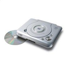 ULTRA-COMPACT PROGRESSIVE SCAN DVD PLAYER