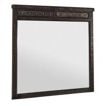 Bolt Mirror - Dark Graywash