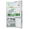 "Fisher & Paykel Freestanding Refrigerator Freezer, 25"", 13.5 Cu Ft"