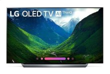 "C8AUA 4K HDR Smart OLED TV w/ AI ThinQ® - 55"" Class (54.6"" Diag)"