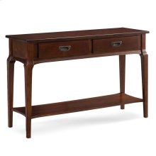 Stratus Two Drawer Sofa Table #22033
