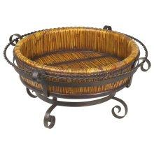 Dakota Wave Basket