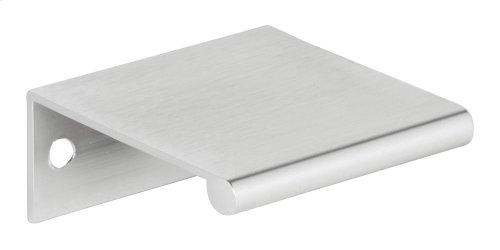 Tab Edge Pull 1 1/4 Inch (c-c) - Brushed Nickel