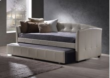 Napoli Daybed With Trundle - Ivory