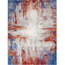 Twilight Twi26 Ivory/multi Rectangle Rug 7'9'' X 9'9''