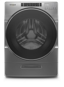 4.3 cu. ft. Closet-Depth Front Load Washer with Load & Go XL Dispenser