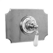 """3/4"""" Imperial Deluxe Thermostatic Shower Set with 482 Handle"""