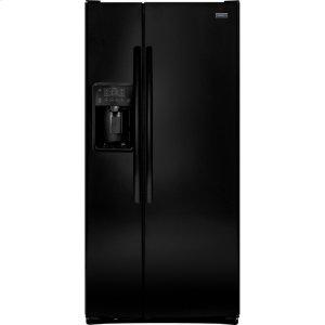 CrosleyCrosley Side By Side Refrigerator - Black