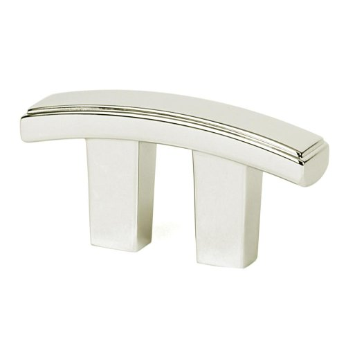 Arch Pull A418 - Unlacquered Brass