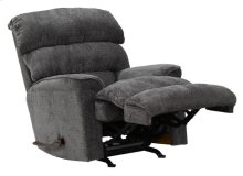 Power Wall Hugger Recliner - Charcoal
