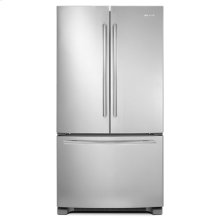 "69"" Counter-Depth, French Door Refrigerator with Internal Water/Ice Dispensers"