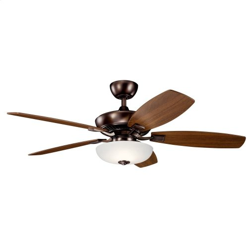 "Canfield Pro LED 52"" Fan Oil Brushed Bronze"