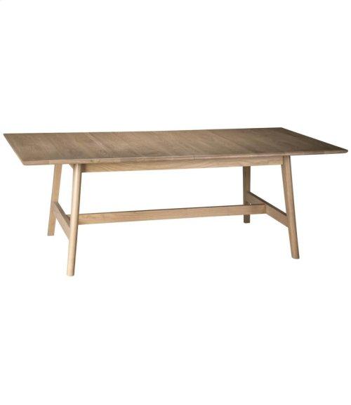 Waldon 42x84 Table with Butterfly Leaf