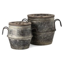 Blakely Storage Container - Set of 2