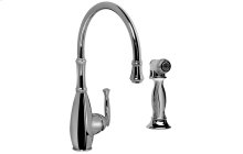 Duxbury Kitchen Faucet w/ Side Spray