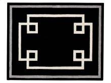 Greek Key Rug