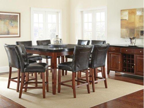 """Granite Bello Counter Table 54"""" x 54"""", (36""""H)"""