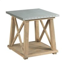 Truss End Table