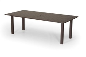 "42"" x 120"" Rectangular Extension Dining Table"