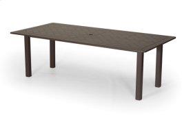 "42"" x 120"" Rectangular Extension Dining Table"