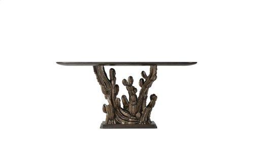 Cactus Console Table II - Blackwood