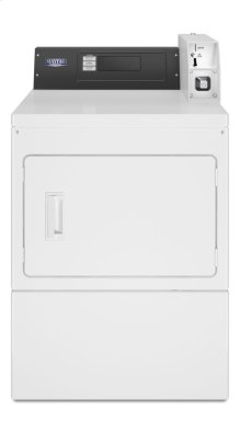 Commercial Electric Super-Capacity Dryer, Coin Drop