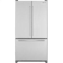 "Cabinet Depth French Door Refrigerator with Internal Dispenser, 69""(h)"