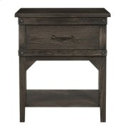 Cedar Lakes 1 Drawer Nightstand Product Image