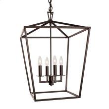 Cage Medium Pendant