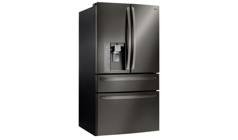 Lmxc23746d Lg Appliances 23 Cu Ft French Door Counter