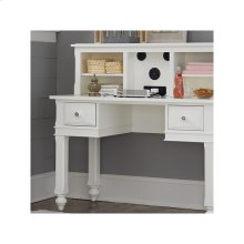 Writing Desk and Entertainment Hutch