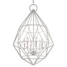 6 - Light Marquise Chandelier