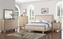 Synchrony - 6 Piece Queen Upholstered Bed Set