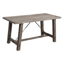 Gathering Table-reclaimed Pine Finish Product Image
