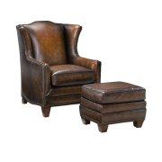 Athens Chair, Athens Ottoman Product Image
