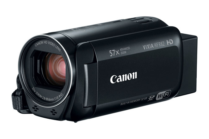 Canon VIXIA HF R82 HD Camcorder High Definition Personal Camcorder
