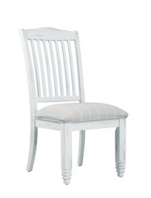 Emerald Home D719-20 Centerville Dining Chair, Antique White