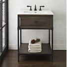 """Toledo 24"""" Open Shelf Vanity Product Image"""