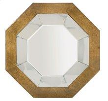 Soho Luxe Octagonal Mirror in Soho Luxe Dark Caramel (368)