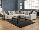 1400 Homespun Platinum Sectional Product Image