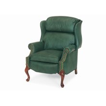 Haworth Wing Chair Power Recliner