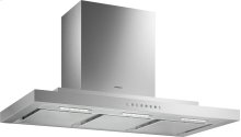 Wall-mounted Hood 200 Series Stainless Steel Width 35 7/16 '' (90 Cm)