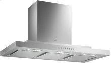 Wall-mounted Hood 200 Series Stainless Steel Width 35 7/16 '' (90 Cm)