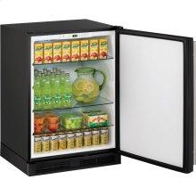 """1224R Refrigerator 24"""" with Reversible Door Hinge"""