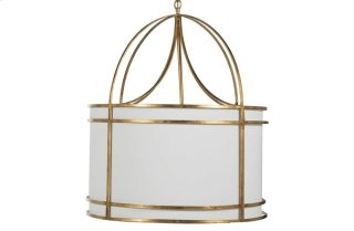 Gracie Chandelier - Gold