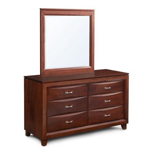Braden 6-Drawer Dresser, Medium