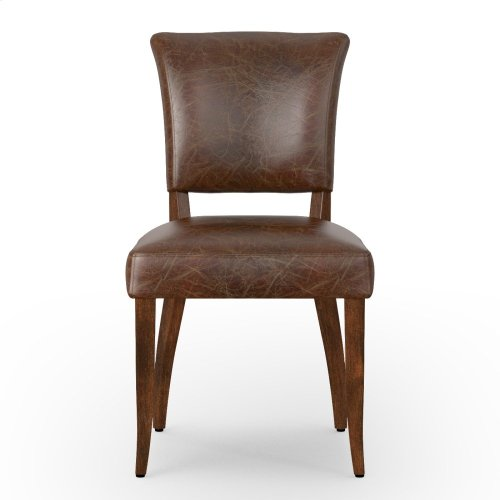 Biker Tan Cover Mimi Dining Chair