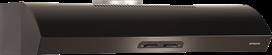 "Broan 300 CFM 30"" wide Undercabinet Range Hood in Black"