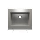 "Classic+ 000210 - farmhouse stainless steel Kitchen sink , 24"" × 18"" × 10"" Product Image"