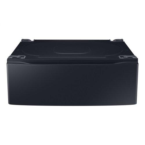 """WE302NG 12"""" Laundry Pedestal (Onyx)"""